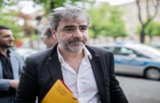 A Turkish court sentenced Deniz Yücel to nearly three...