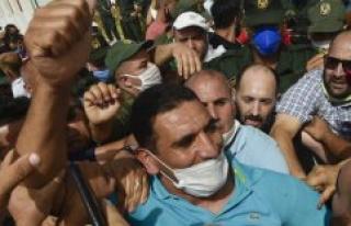 Algeria : the hirakistes between bail and continued...