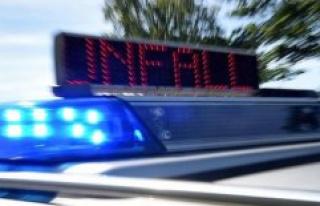 Alheim: Three injured in clash in Hersfeld-Rotenburg