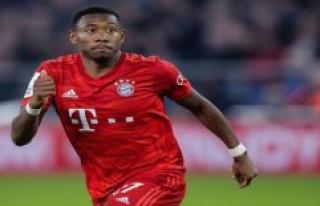 As Bayern Boss Salihamidzic heard the salary of Alaba,...