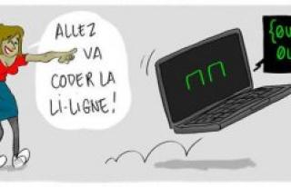 Aurélie Jean – The computer code, soon to be language...