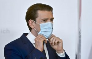 Austria returns to the mask of duty: Chancellor Sebastian...