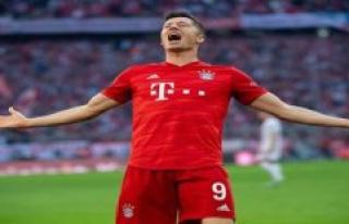 Bayern Munich Star Lewandowski is confident of victory:...