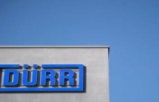 Bietigheim-Bissingen, Germany: Dürr need to save,...