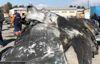 Boeing Ukrainian shot down : iran accepts dindemniser...