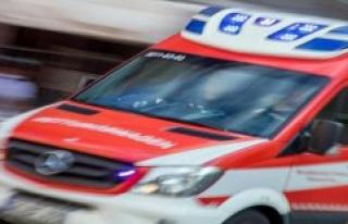 Bremen: motorist collides with road train: Three injured