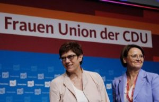 CDU-woman ratio: not to heave border moronic women...
