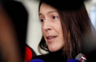 Case Griveaux : Alexandra de Taddeo brings a complaint...