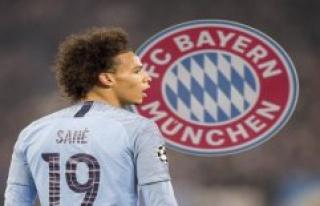 Change from Sané to Bayern fix Salihamidzic is a...