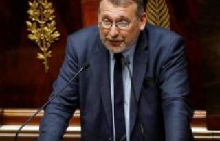 Complotisme : Joël Giraud, the secretary of state...