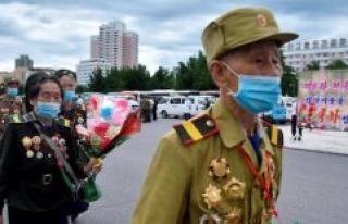 Coronavirus : in North Korea, a prime case of suspected...