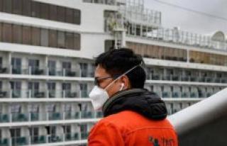 Coronavirus : in hong Kong, wearing a mask made mandatory...