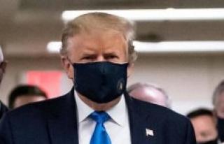 Coronavirus : the United States pass the bar of the...