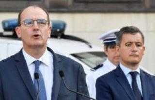 Criticisms against Darmanin : Jean Castex denounces...