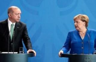 Dispute over natural gas: Merkel prevented escalation...