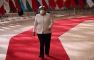EU summit: Merkel wants to today's decision