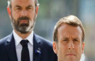 Édouard Philippe leaves the Matignon... but not Macron...