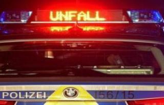 Eilenburg: car accident in Eilenburg: driver was drunk