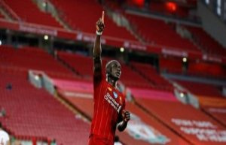 Football : the fabulous destiny of Sadio Mane - The...