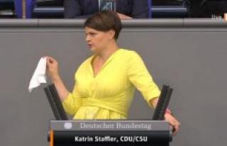 For their crocodile tears: CSU-wife AfD split the...
