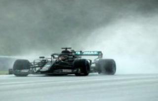 Formula 1: Hamilton wins Pole in Spielberg - Vettel...