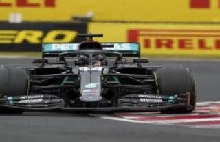 Formula 1 Hungary 2020: Lewis Hamilton equal with...