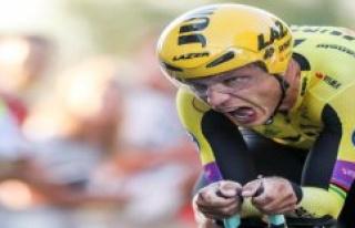 Frankfurt/Main: professional cyclist Tony Martin:...