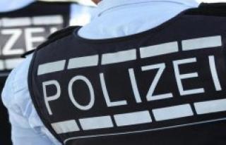 Frankfurt: a strike against gang of smugglers: access...