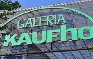 Galeria, Karstadt, Kaufhof includes less houses were...