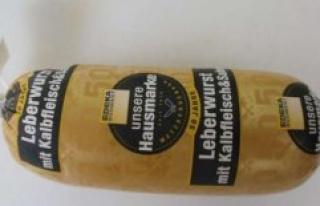 Health hazard: Edeka recalls sausage
