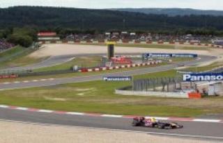 Hockenheim: No formula 1 in Hockenheim - the Nurburgring...