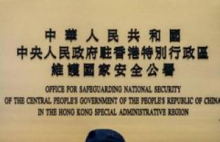 Hong kong : Beijing has inaugurated its office of...