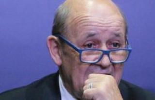 Hong kong : China warns France after the words of...