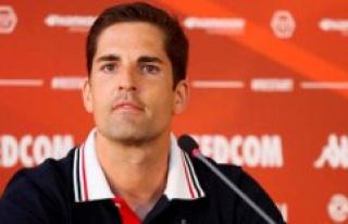 League 1 : lAS Monaco ousts his coach Robert Moreno...