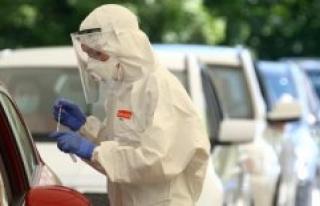 Medical officers beat due to the increasing Coronavirus...