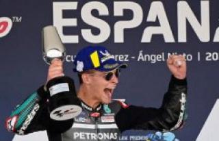 MotoGP Spain : Fabio Quartararo result requires studying,...