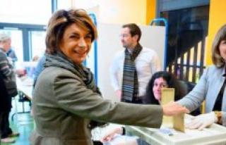 Municipal in Marseille : Martine Vassal withdrew from...