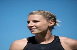 Neuwied, Germany: athletics: Kazmirek and Schaefer...