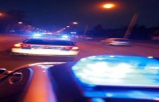 Police Department in Neuwied/Rhein, Germany: press...