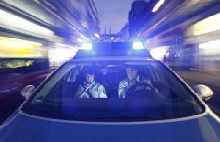 Police Department in Neuwied/Rhein: a teenager driving...