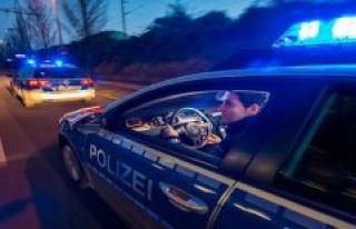 Police Department in high-Taunus - police headquarters...