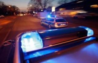 Police headquarters Frankfurt am Main: Year old man...