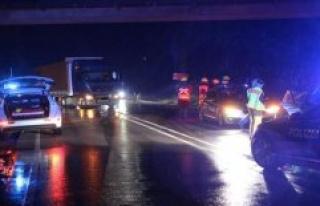 Polizeiinspektion Sankt Wendel: hit-and-run in Marpingen
