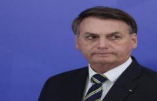 President Bolsonaro with Coronavirus infected