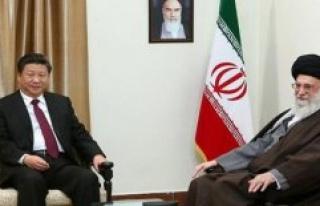Robust partnership between Iran and China