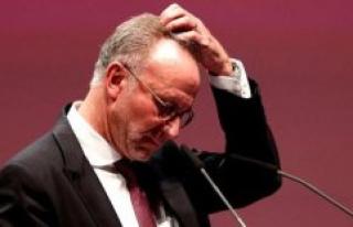 Rummenigge says Bayern professionals hard years: we...