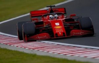 Sebastian Vettel: Ferrari in the Top 10 is definitely...