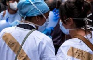 Ségur health : trade-union agreement of the majority...