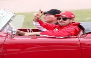 Silverstone: Vettel's agonizing season with Ferrari:...