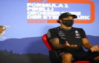 Spielberg: Hamilton wants Vettel in the formula 1